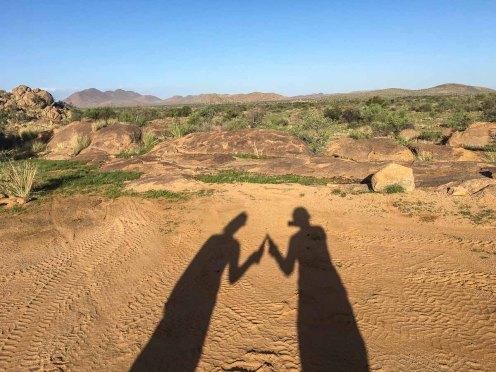 Sundowner Namibgrens, Namibia