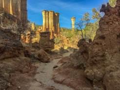 Isimila Stoneage Site in Tansania