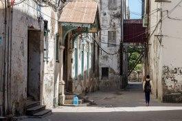 Sansibar Reisebericht: Arabische Architektur in Stone Town