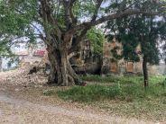 Durch die Straßen von Bagamoyo in Tansania