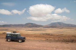 Serengeti für Selbstfahrer: Mit dem Land Rover von Ngorongoro in die Serengeti