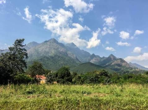 Udzwunga Berge in Tansania