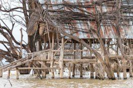 Ruinen im Lake Baringo