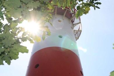 Leuchtturm Falshoeft