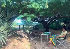 Kenias Küste - Barefoot Beach Camp, Malindi