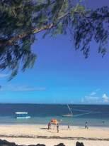 Kenias Küste - Strand bei Mombasa