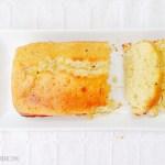 Lemon and Cardamom Drizzle Cake