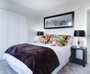5 consigli per una camera da letto più salutare