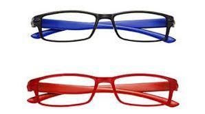 Gli occhiali per leggere