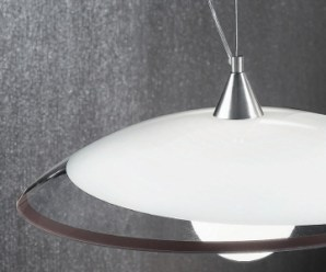I vari tipi di lampadari da cucina