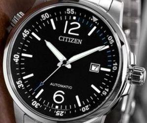 Alla scoperta degli orologi Citizen automatici