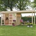 Casetta da giardino e altri modelli di box in legno