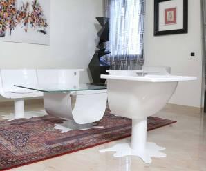 Cercate un salotto di design? Ecco per voi vasi, poltrone e sedute da urlo!