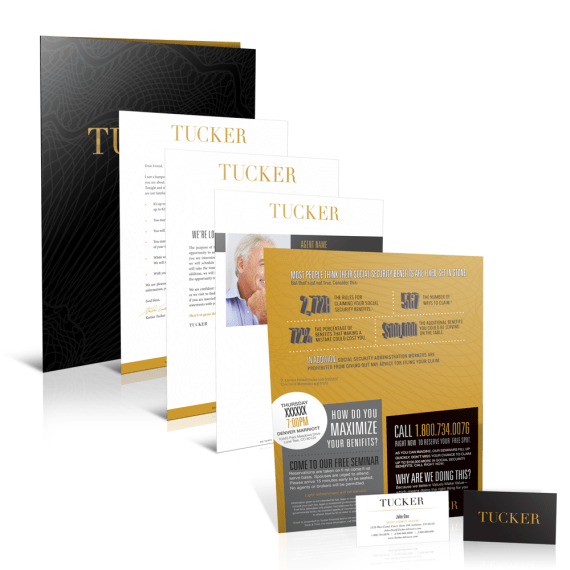 Tucker Seminar Products
