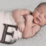 Newborn Ezra Girard Karpeh