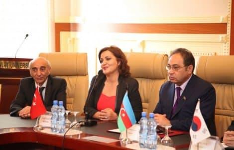 Giresun Üniversitesi Azerbaycan Rektör Aygün Attar