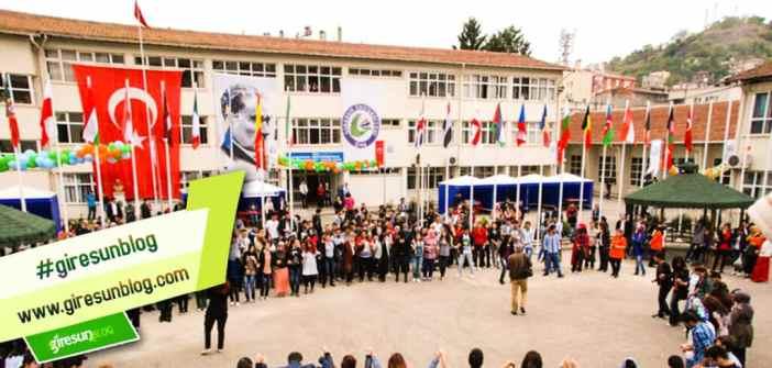 Giresun Üniversitesi - Gazipaşa Yerleşkesi