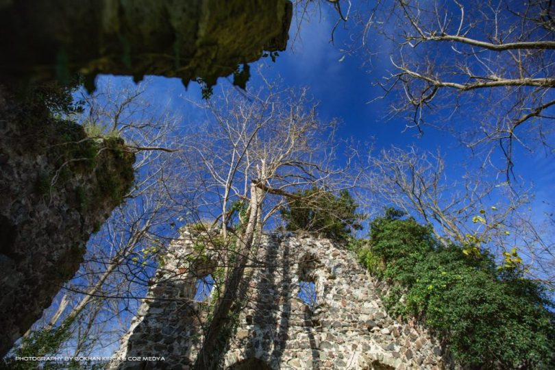 Giresun Adası Tarihi Kalıntılar