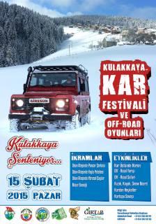 Kulakkaya Yaylası Kar Festivali