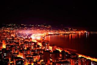 Rize Gece