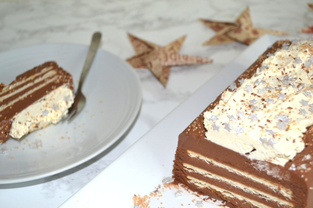 Gran Marnier Chocolate Orange Layer Cake - Girl about townhouse