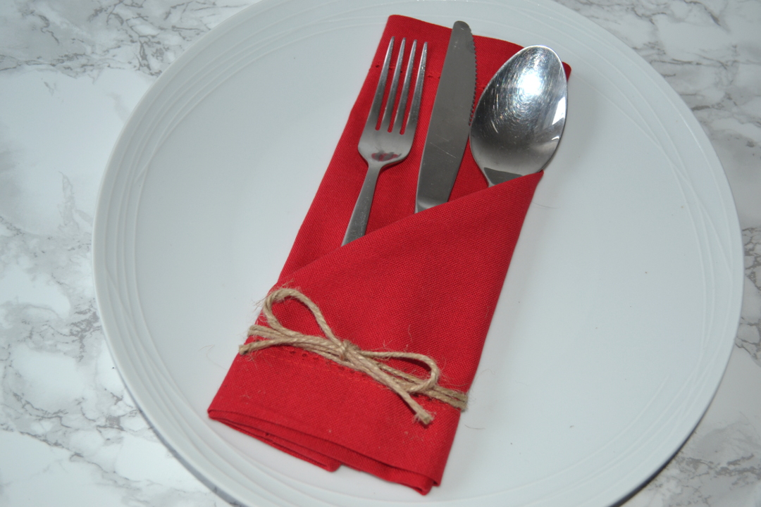 Napkin Folding 3 Ideas For Your Christmas Table Girl About Townhouse