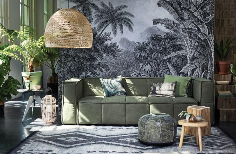 Summer interiors: Rattan Furniture