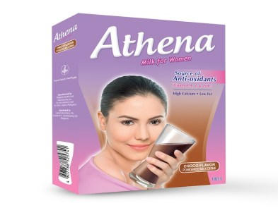 ATHENA Milk For Women and Crave Healthy for Moms To Be