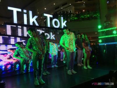 MAYWARD Poses with Fans at the Tik Tok Meet and Greet Party