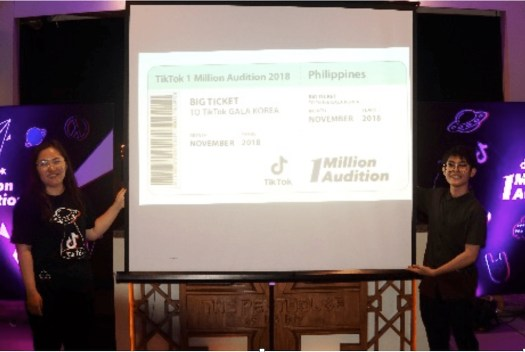 TikTok Announces Winners of the First 1 Million Audition in the Philippines