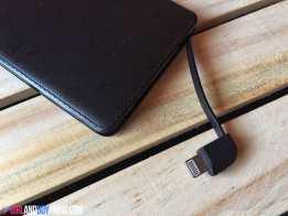 Veger VP-0519 Slim Cable Portable Powerbank Review: SLIM. LIGHTWEIGHT. POWERFUL.