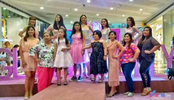 SM City San Mateo Celebrates Women's Month