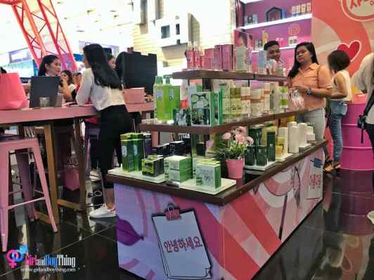 Shop your Korean Skin Care and Makeup At SM Beauty K-Beauty Zone