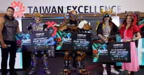CS:GO, League of Legends, and Cosplay Competiotion Highlights Taiwan Excellence eSports Cup 2019