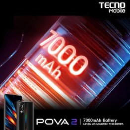 POVA 2 Gaming Phone Sneak Preview At TECNO Mobile's Power Your Game Live Stream Event