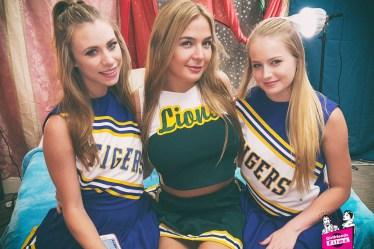Anya Olsen, Blair Williams, Scarlett Sage