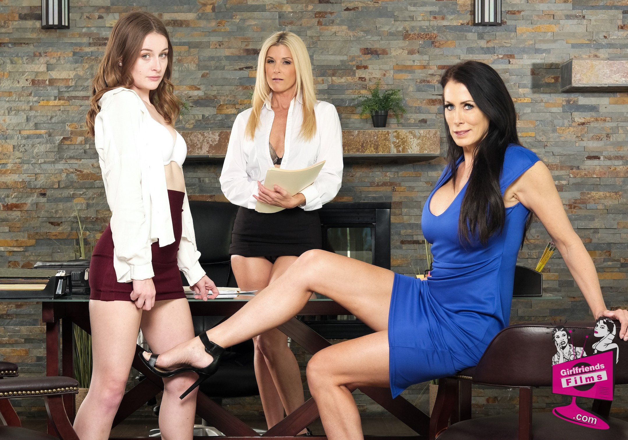 Cast of Lesbian Legal 13