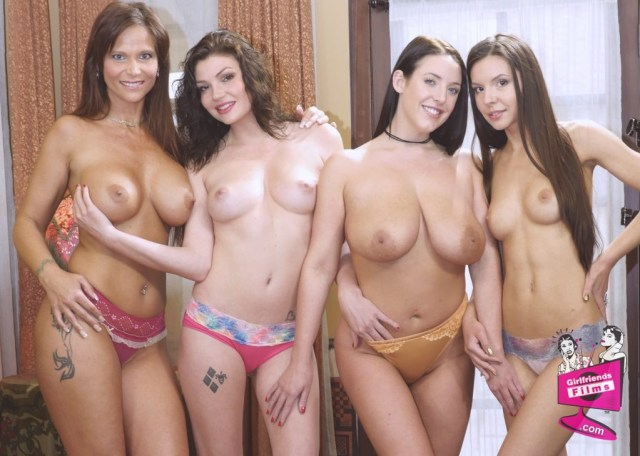 Cast of Lesbian PsychoDramas 29