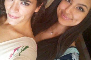 Victoria Voxxx and Eliza Ibarra