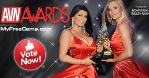 AVN Awards 2019 Nominees