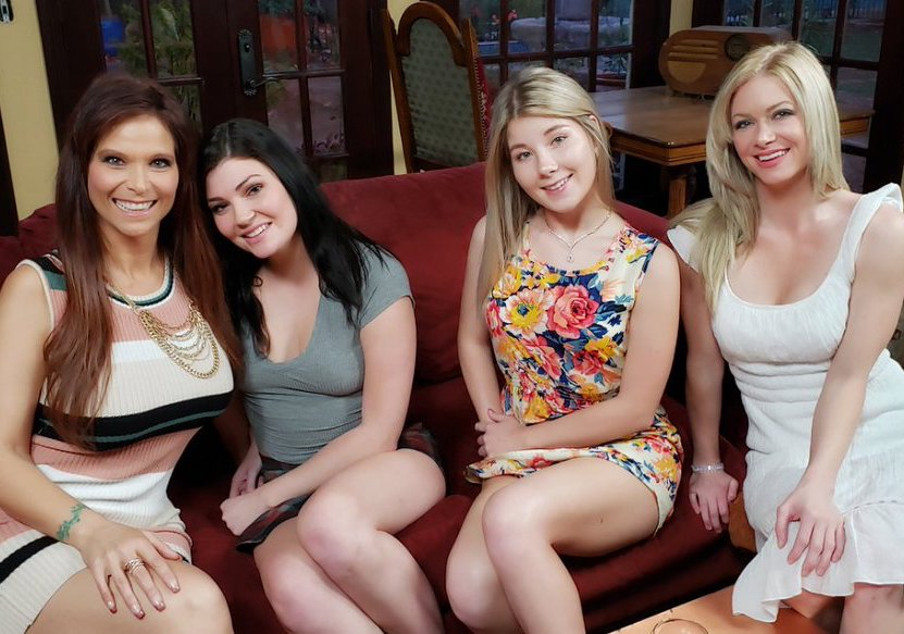 Cast of MDEC 56 from Girlfriends Films