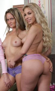 Prinzzess and Carmen Caliente