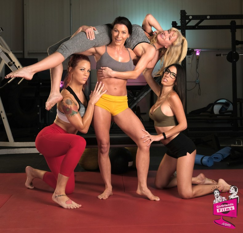 Cast of Fit Chick Clique