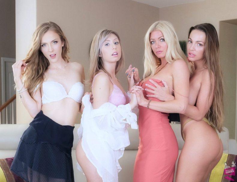 Cast of Lesbian Seductions 68