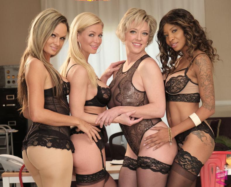 Cast of Women Seeking Women 172