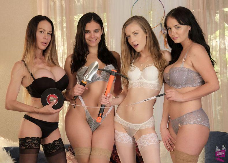 Cast of Lesbian Seductions 69
