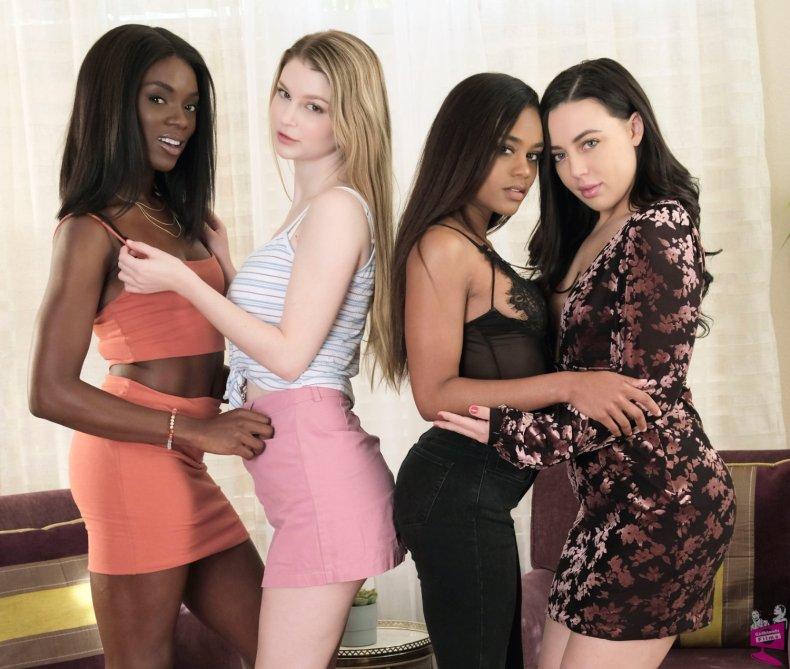 Cast of Lesbian PsychoDramas 35