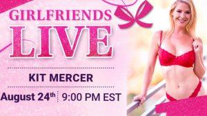 Kit Mercer Girlfriends Films Live