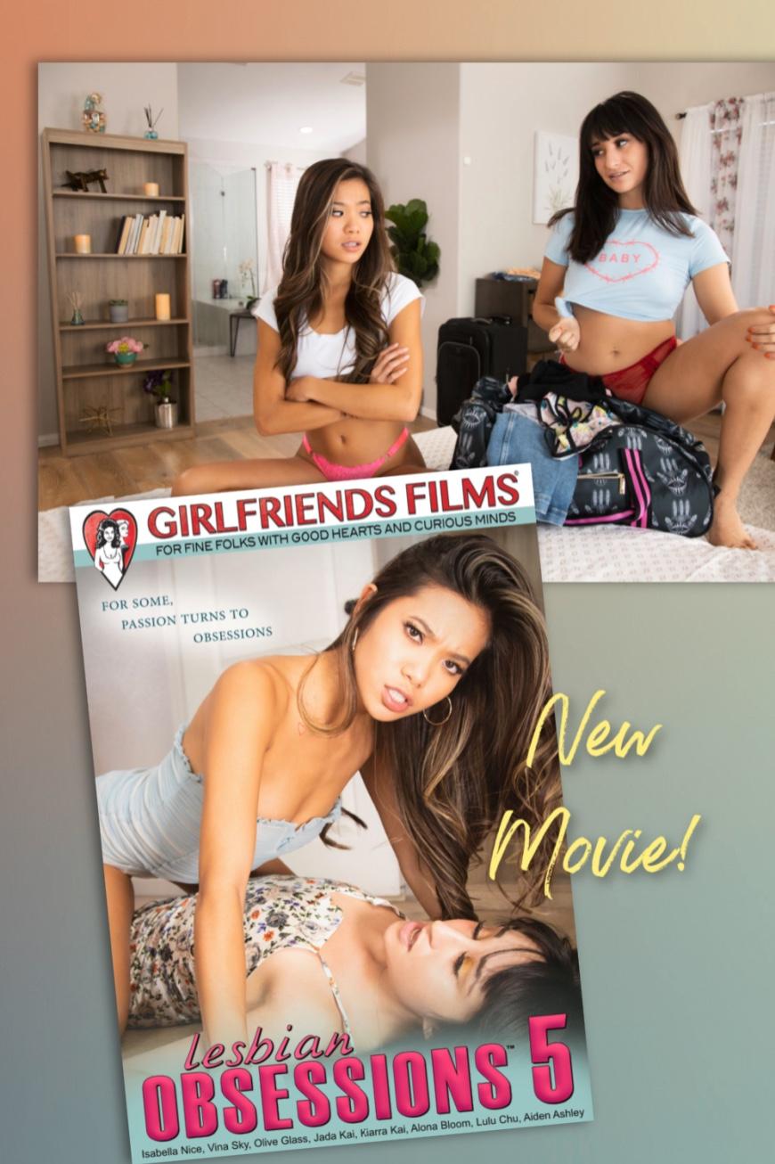 Lesbian Obsessions 5 Girlfriends Films