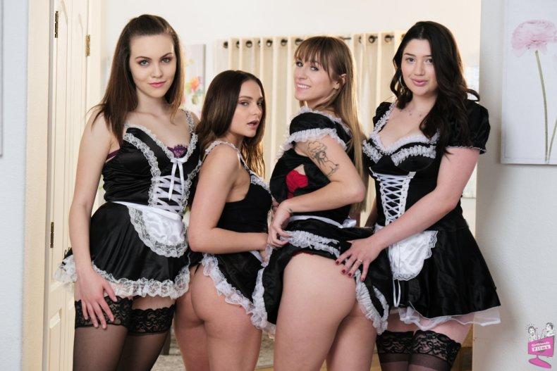 Bast Lesbian Cast Photos
